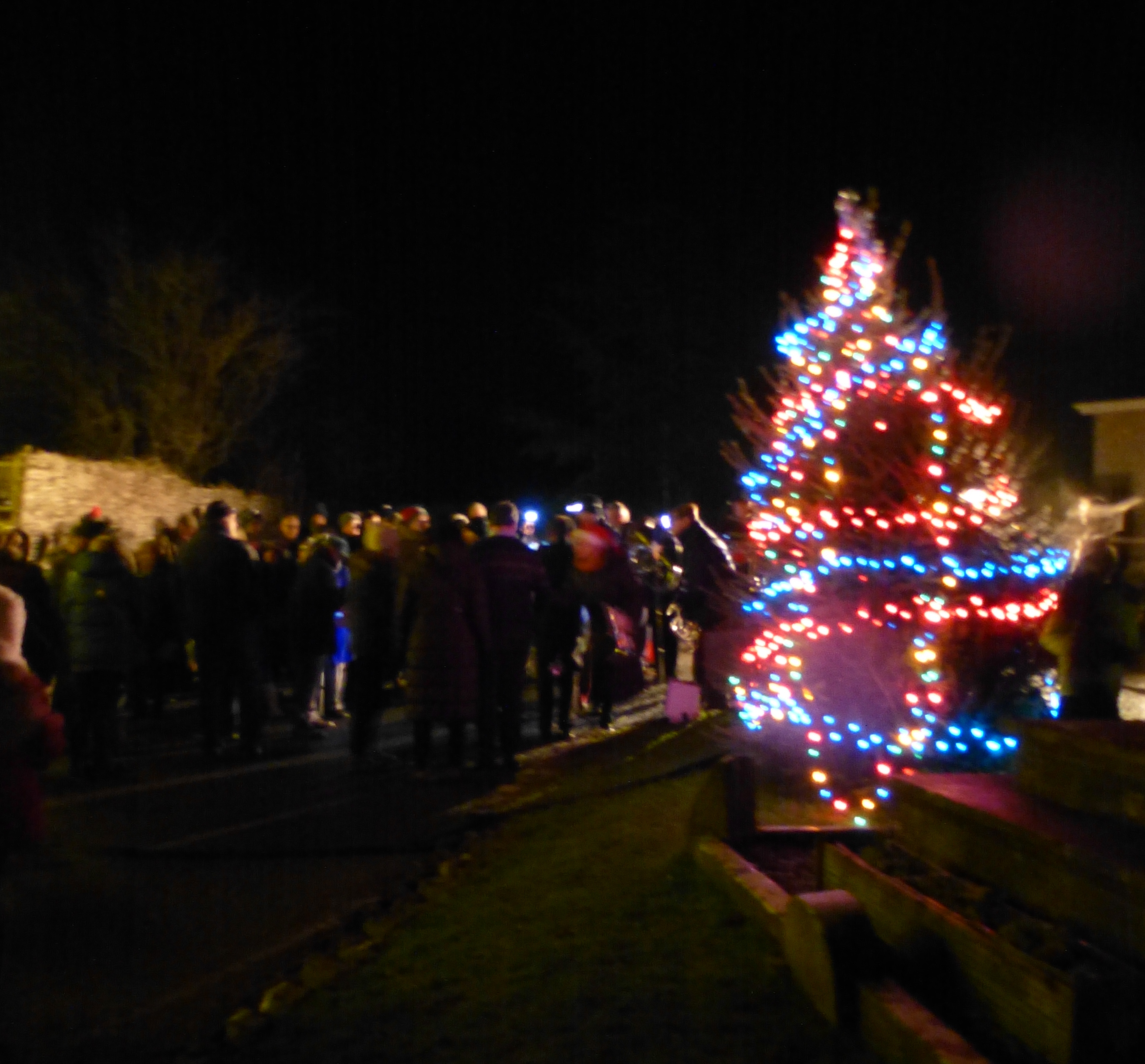 Carols Round the Tree 2018