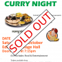 Curry Night 2018