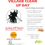 Village Clean Up 2019