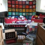 hampers in the church